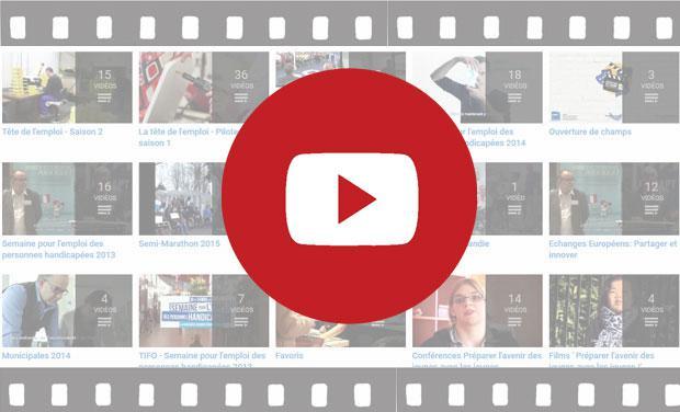 La chaine Youtube de L'ADAPT